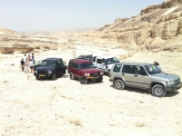 Negev and Zin Deserts - Tours of Israel