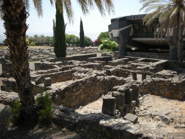 Capernaum - Holyland Tours