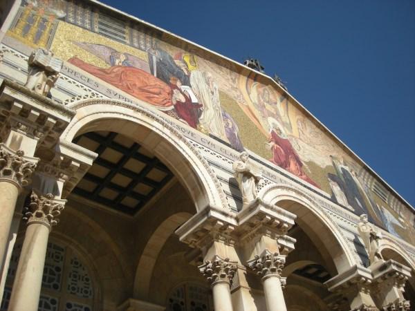 Garden of Gethsemane - HolyLand Tours