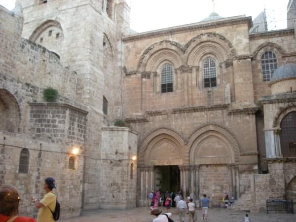Jerusalem - Holy Land Tour