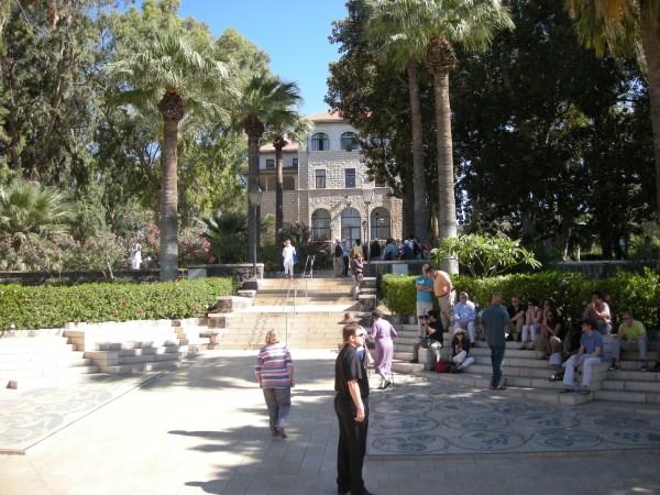 Mount of Beatitudes – Tour of the Holy Land