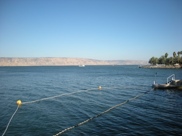 Sea of Galilee and Tiberius - Tours of the Holy Land
