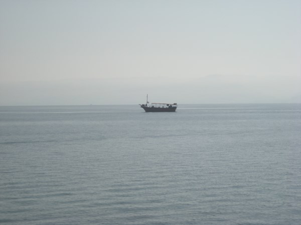 Sea of Galilee and Tiberius - Holy Land Tours