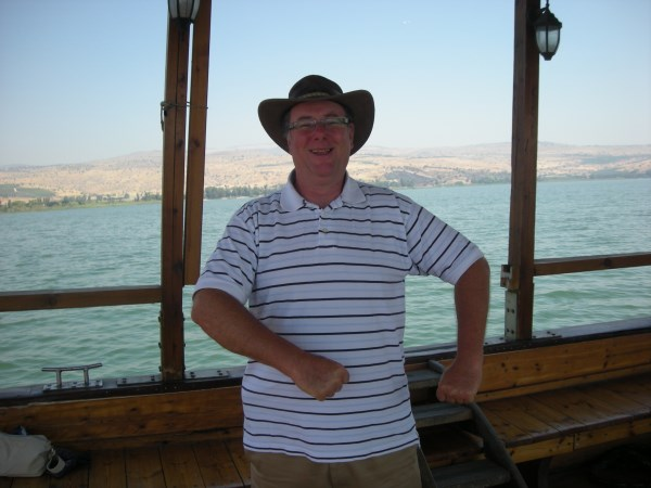 Sea of Galilee and Tiberius - Holyland Tour