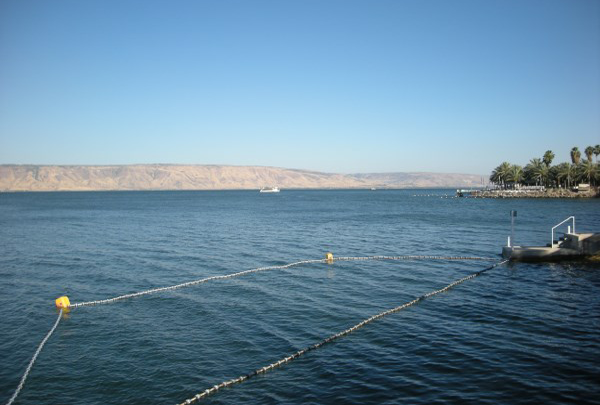 Sea of Galilee - Home Page - Holy Land Tours