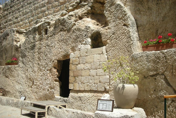 The Garden Tomb - Home Page - Holy Land Tours
