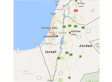map - Home Page - Holy Land Tours