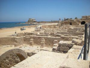 Visit Caesarea Maritima - Holy Land Tour