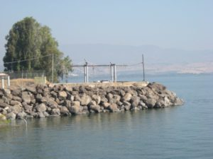 Visit the Sea of Galilee and Tiberius - Tours of the Holy Land