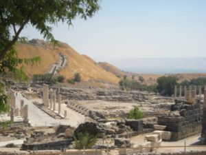 Visit Beit She'an - Tours of Israel and the Holy Land