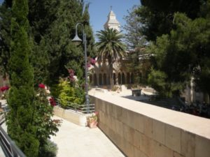 Visit the Mount of Olives - Holy Land Tour