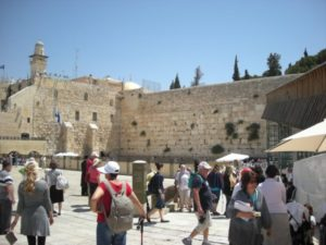 Visit The Western Wall - Tours of the Holy Land
