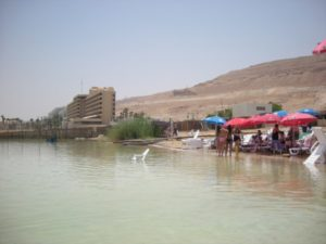 Visit the Dead Sea - Holy Land Tours of Israel