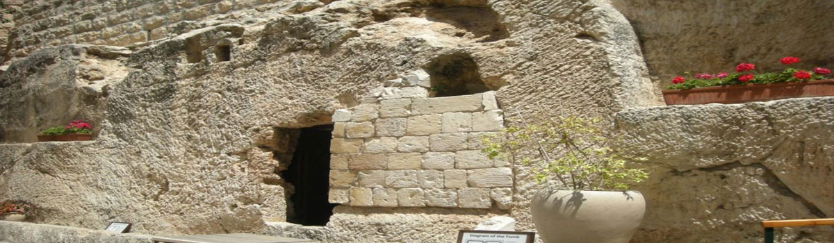 Golgotha Israel - About Us - Holy Land Tours & Travel