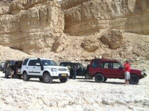 Visit the Negev and Zin Deserts - Christian Holy Land Tours