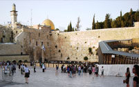 Tour the The Western Wall