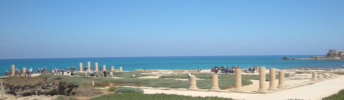 cesarea maritima - One Day Caesarea / Megiddo / Haifa / Acre Tour