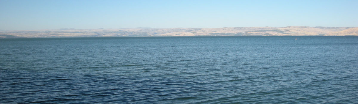 galilee - Visit the Sea of Galilee and Tiberius - Tours of the Holy Land