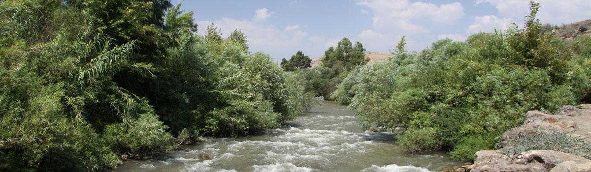 rafting on jordan river - River Rafting on the Jordan River - Tour the Holy Land