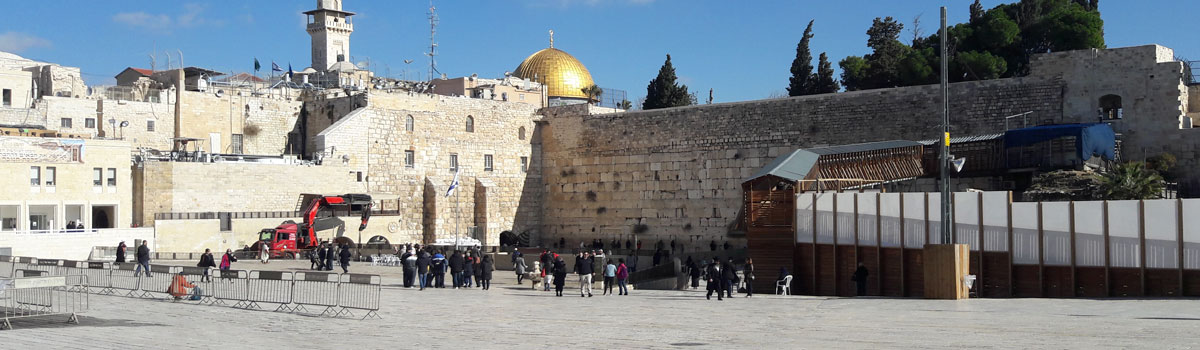 western wall - Visit The Western Wall - Tours of the Holy Land
