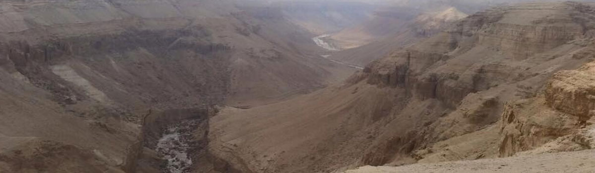 zin desert - Visit the Negev and Zin Deserts - Holy Land Tours
