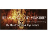 tour of Israel - his amazing glory ministries