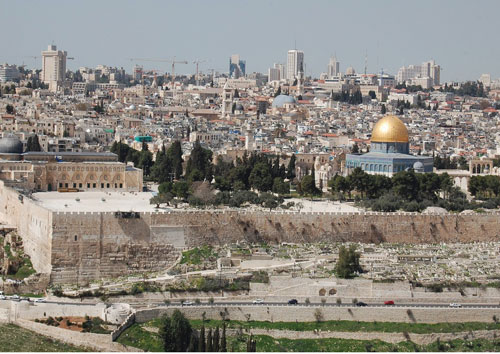 One Day Jerusalem Tour - One Day Private Tours - Israel