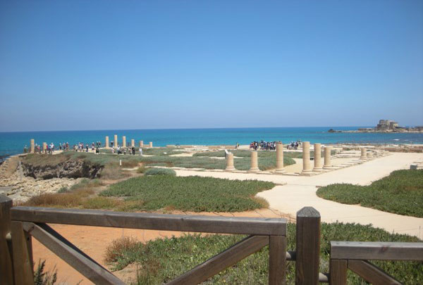 caesarea - Home Page - Holy Land Tours