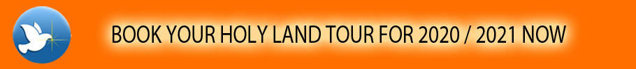 Book Israel Tour 2020 2021 - Home Page - Holy Land Tours
