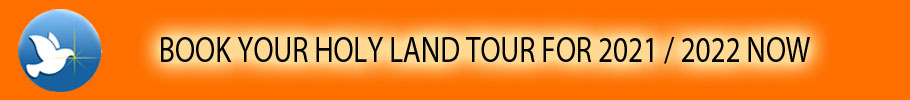 Holy Land Tours - Christian tours of Israel